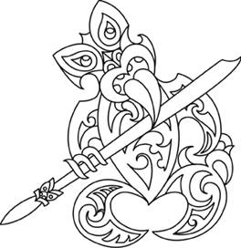 Maori Tatto Designs on Maori Tattoo Art And Design